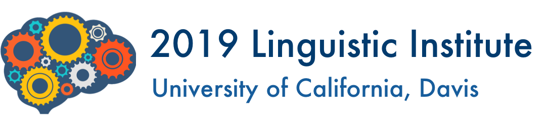 2019 LSA Linguistic Institute