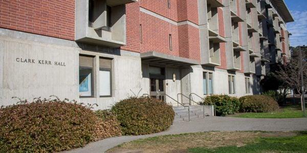 Kerr Hall Entrance
