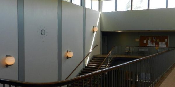 Olson Hall Interior