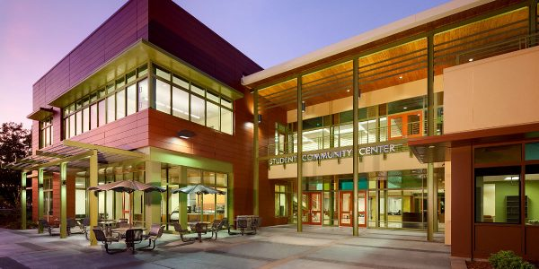 UC Davis Student Community Center